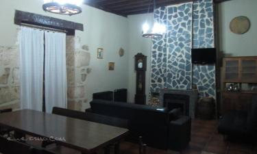 Casa Rural Palacio de Velamazán en Velamazán a 43Km. de Borchicayada
