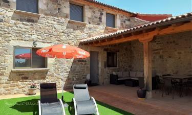 Casa Rural Acebarillo en Torrearévalo a 35Km. de Nieva de Calderuela