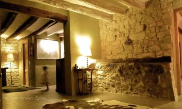 Casa Rural Casa Miret en Vallverd de Queralt a 39Km. de Jorba