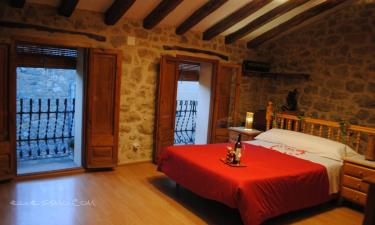 Casa Rural La Posada Caseres en Caseres (Tarragona)