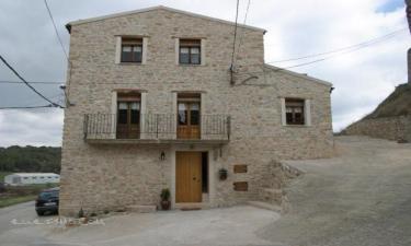 Cal Marimon en Les Piles (Tarragona)