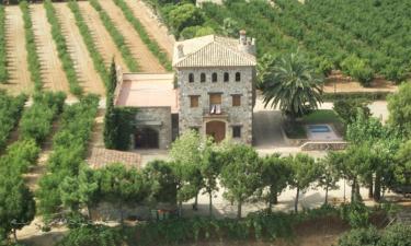 Mas de n'Aubi en Riudoms (Tarragona)