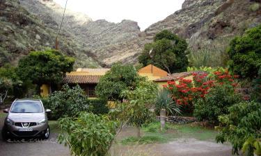 Casa Rural Casa Dos Barrancos en Santa Cruz de Tenerife (Tenerife)