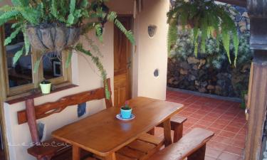 Casa Rural Casa de mi Abuela María en Frontera (Tenerife)
