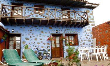 Casa Rural Casa del Ciruelo en El Palmar a 0Km. de Candelaria