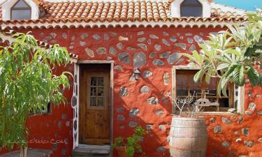 Casa Rural Casa del Herrero en El Palmar a 0Km. de Candelaria