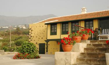 Casa Rural Finca El Paso en La Orotava a 14Km. de El Palmar