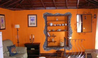 Casa Rural Casa El Tomadero en Santa Cruz de La Palma a 7Km. de Breña Alta