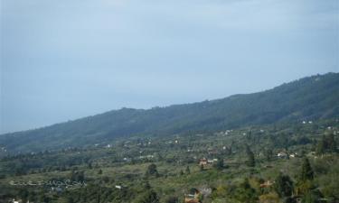 Casa Rural El Manso en Tijarafe a 27Km. de Santa Cruz de La Palma