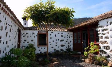 Casa Rural Montiel en Icod de Los Vinos a 30Km. de El Frontón
