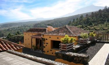 Casa Rural Hoya El Lance en Icod de Los Vinos a 0Km. de Candelaria