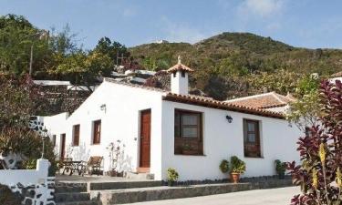 Casa La Furnia en Icod de Los Vinos (Tenerife)
