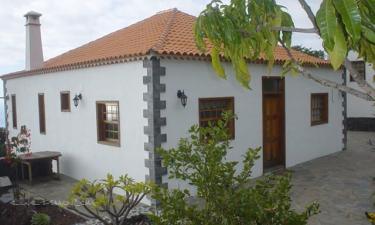 Casa Rural en Tijarafe en Tijarafe a 22Km. de Breña Alta
