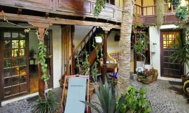 Casa Cantito en San Juan de La Rambla (Tenerife)