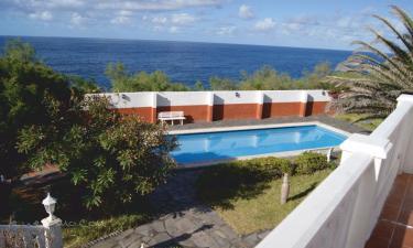 La Quinta del Tarajal en Garafía (Tenerife)