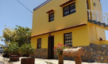 Los Padres en Tijarafe a 27Km. de Santa Cruz de La Palma