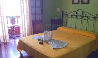 Hotel Fonda Central en Adeje a 0Km. de Fasnia