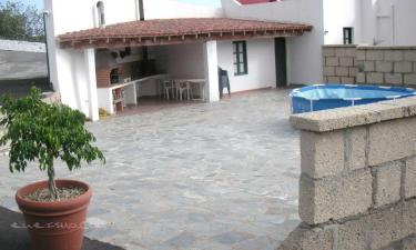 Casa la Sombrera en Fasnia (Tenerife)