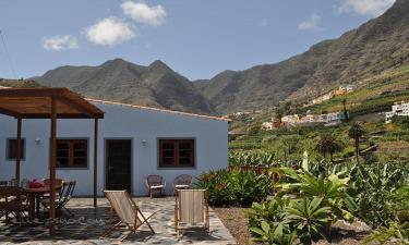 Casa Rural el Arenal en Hermigua (Tenerife)