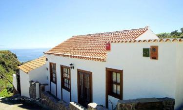 Casa Rural El Abuelo en Santa Cruz de La Palma a 6Km. de Breña Alta