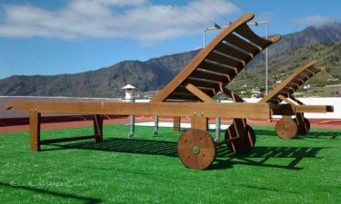 Casa El Roque en Los Llanos de Aridane a 15Km. de Breña Alta