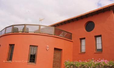 Casa El bollullo en La Orotava (Tenerife)