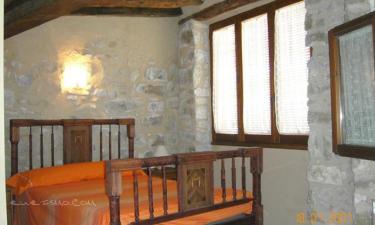 Casa Rural Casa Vicent en Valderrobres a 33Km. de Valdealgorfa
