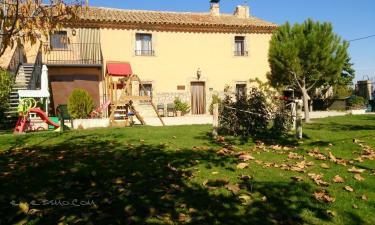Casa Rural La Masada en Cella (Teruel)