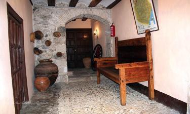 Casa Rural Casa Tonet en Fuentespalda (Teruel)