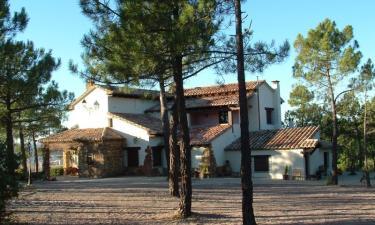 Casa Rural Las FLores en Rubielos de Mora (Teruel)