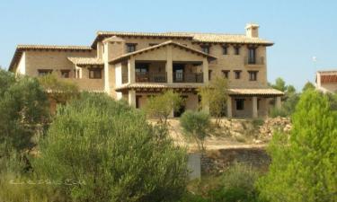 Casa Rural La Contrada en Arens de Lledó (Teruel)