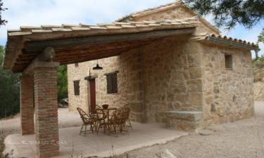 Mas de l´Acordió en Valderrobres (Teruel)