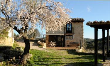 Masia Babret en La Portellada (Teruel)
