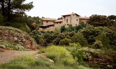 Casa de la Maestra en Olba (Teruel)