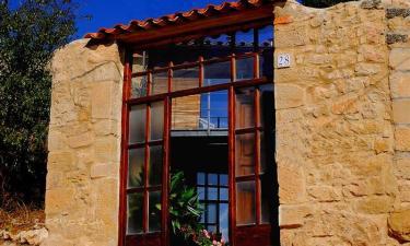 Lo Corral de los Bolitos en Lledó (Teruel)