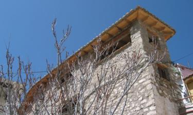 El Mirador de Casa Maitina en Abejuela a 42Km. de Puebla de San Miguel