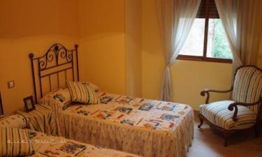 Casa rural La Riera en Castelserás a 17Km. de Valdealgorfa