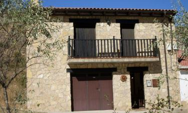 Casa El Rincón de Pascual en El Vallecillo (Teruel)