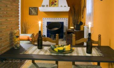 Casa Rural Sueño Compartido en Cuevas Labradas a 22Km. de Orrios