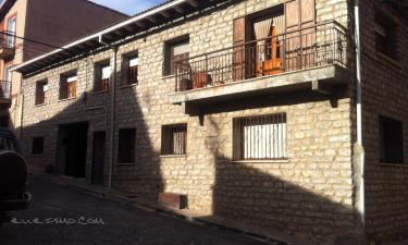 Casa Rural Bronchales en Bronchales (Teruel)
