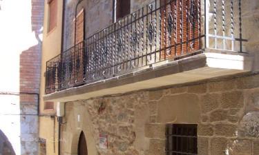 Casas les Valeres en Fuentespalda (Teruel)