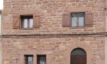 Casa de la Marquesa en Peracense (Teruel)