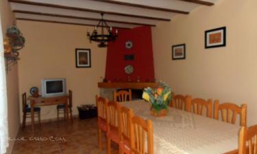 Casa Rural Joaquina en Caminreal a 24Km. de Tornos