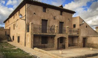 Casa Rural Masía los Camineros en Cella a 25Km. de Alba