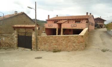 Casa Chille en El Castellar a 18Km. de Gúdar