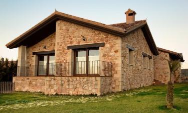 Casa Rural Luna Mudéjar en Teruel a 15Km. de Villalba Baja
