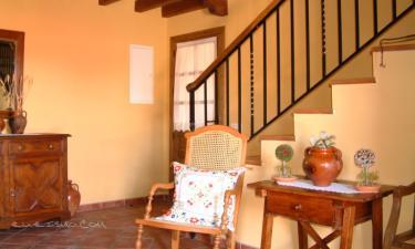 Casa La Era en Aldeanueva de Barbarroya a 30Km. de El Membrillo