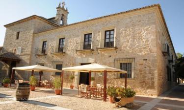 Hospedería El Convento en Lillo (Toledo)