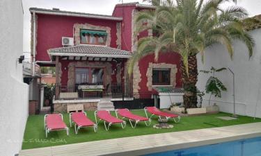 La Casa de Carmen en Camarena a 45Km. de Moraleja de Enmedio