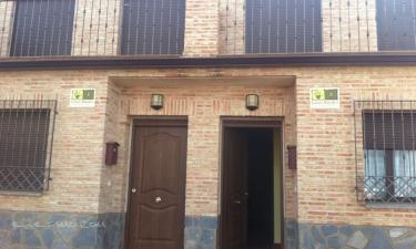 Casa Rural Cuatrovientos 1 y 2 en Navahermosa (Toledo)